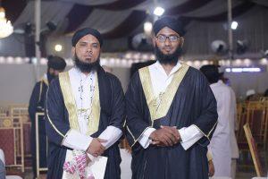 Allama Mohsin ul Haq Madani With Allama Shams ul Hasan Madani