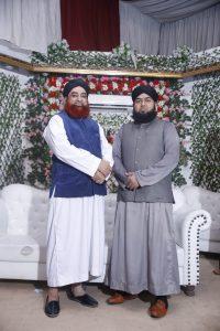 Mufti Furqan Madani with Mufti Akmal Madani