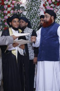 Mufti Akmal with Ayaz